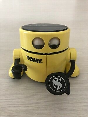 Mr. Money Automatic Bank Robot 1987 Tomy (not working)