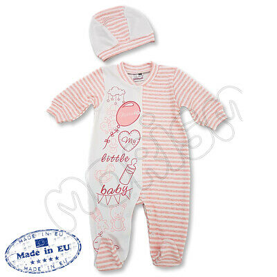 Newborn Kids Baby Girls Boys Clothes Casual Romper Playsuits Jumpsuits Bodysuits