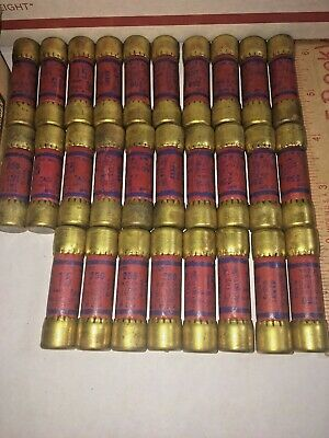 Eagle 15 Amp,  655 Non Renewable Cartridge Fuses, Lot of 78