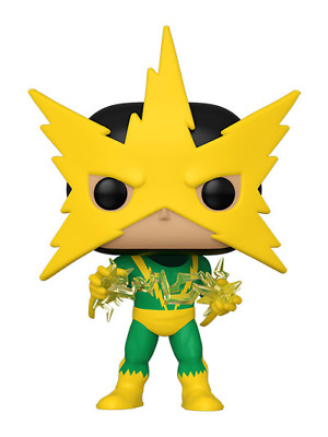 Funko Pop! MARVEL 80TH ANNIVERSARY - 1ST APPEARANCE ELECTRO SPECIALTY SERIES