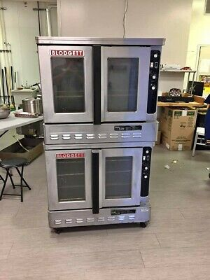 BLODGETT CONVECTION DOUBLE OVEN Natural GAS ZEPHAIRE-G Full Size