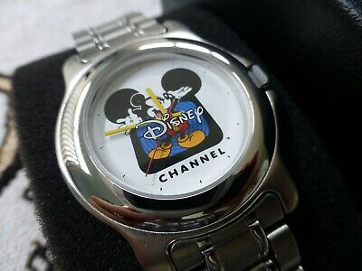 Mickey Mouse Watch Disney Channel New Battery New Old Stock