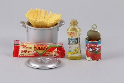 1:6 Scale Rement Spaghetti Moms Kitchen Food Dollhouse Miniature Cooking Rare