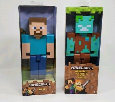 MINECRAFT 3-INCH ACTION Figures Series 4 CHOOSE YOUR