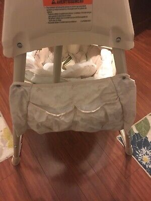 Fisher Price Nature's Touch Cradle Swing POCKET