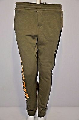 Nwt Diesel Boys Kids K55A Sweat Pants Size 14 80% Cotton