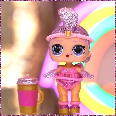 LOL Surprise Sparkle Glitter Series SHOWBABY Show Baby Big Sister Dolls New Ball