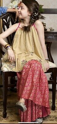 Pakistani Indian Small Girl Dresses For Wedding And Party Wear