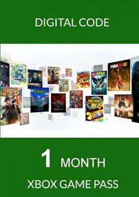1 Month Xbox Game Pass Xbox One KEY !!!TRIAL!!! [Global] !!!SAME DAY DELIVERY!!!
