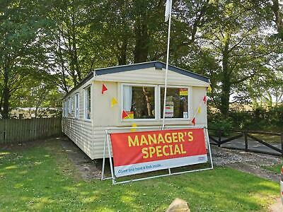 Cheap Static Caravan For Sale Pitch Fees Included Until 2021