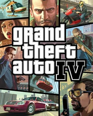 Grand Theft Auto IV 4 gta Highly compressed PC Game Full Version Inst Dgtal Dwnl
