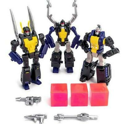 Newage NA H10 H11 H12 Insecticons Set of 3 Comic Version Action figure in stock!