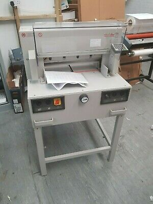 Ideal 4850-95-EP Guillotine - Might Need TLC