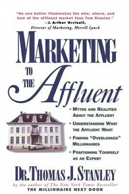 Marketing to the Affluent (Marketing/Sales/Advertising & Promotion).