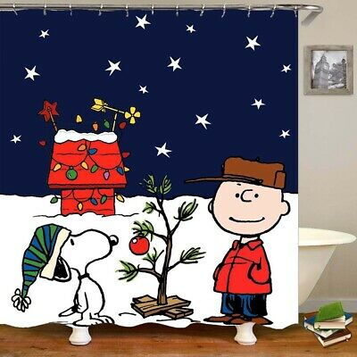 """CafePress Snoopy Space 2 Decorative Fabric Shower Curtain 69/""""x70/"""" 1303687849"""