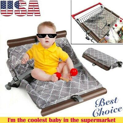 Portable Safety Baby Cart Shopping Hammock Newborn  Toddler Infant Seat Carrier
