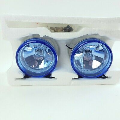 Kit 2 Headlights Lights Halogens Spare Sirio + Halogen Bulb H3 Simoni Racing