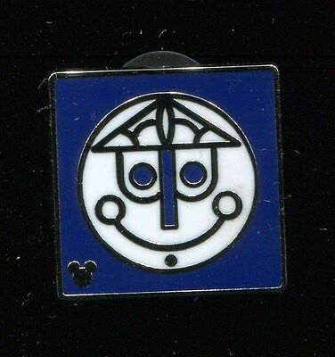 DLR 2017 Hidden Mickey Attraction Icons it's a small world Disney Pin 119771