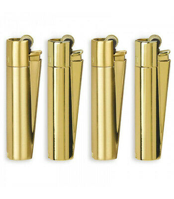 Clipper Large Metal Gold