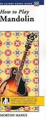 How To Play Mandolin Morton Manus Guide Beginner Learn Lessons Tutor Book S157