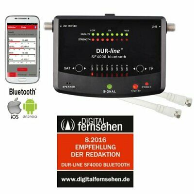 DUR-line SF 4000 BT - Satfinder Bluetooth