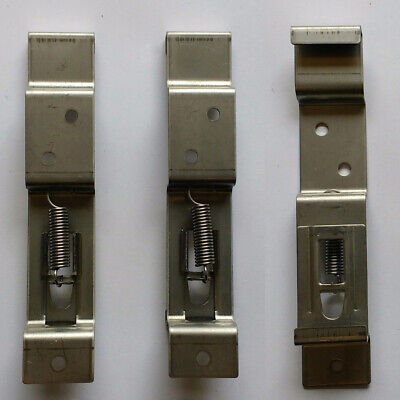 Durable Trailer Number Plate Clips/Holder Spring Loaded Stainless Steel Car Part