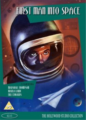 Robert Ayres, Spencer Teakle-First Man Into Space DVD NUOVO