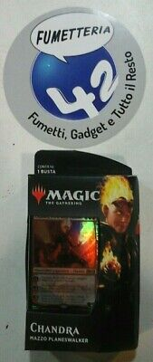 Magic The Gathering MTGM20 Chandra Planeswalker Deck mazzo nuovo