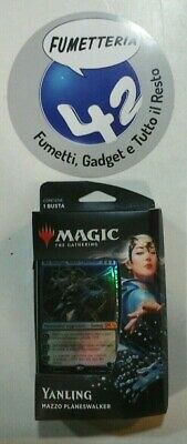 Magic The Gathering MTGM20 Mu Yanling Planeswalker Deck mazzo nuovo