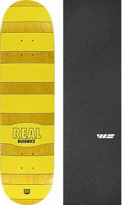 3b3fb563c6c90 REAL SKATEBOARD DECK Busenitz Furry Fun 8.06