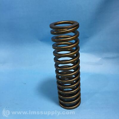 0457-200 Brass Compression Spring, Bag Of 5 Fnip