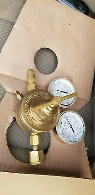 Victor 0781-1610 SR 600-550-540 Oxygen Heavy Duty High Pressure Regulator