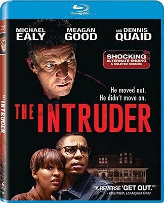 Intruder (2019, Blu-ray NEW)