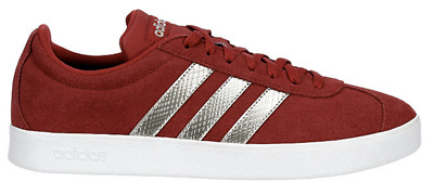 New ADIDAS VL Court 2.0 WOMENS SUEDE SHOES SNEAKERS VARIOUS COLORS ALL SIZES