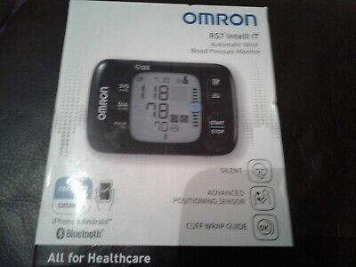 Omron RS7 Intelli It - the Best Measurer Automatic Pressure Wrist Watch