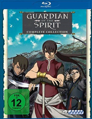 Various-Guardian Of The Spirit Complete Collection (Amaray - (Germ Blu-Ray Nuevo