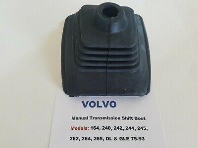 For Volvo 240 242 244 245 262 264 265 Manual Trans Shift Lever Boot MTC 1264859