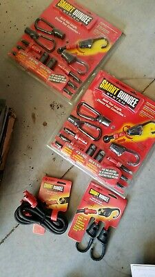 New Smart Bungee 7 pc Lot