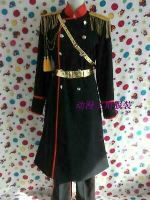 Axis Powers Hetalia Cosplay Costume APH Russia Uniform Suit COS PUY50