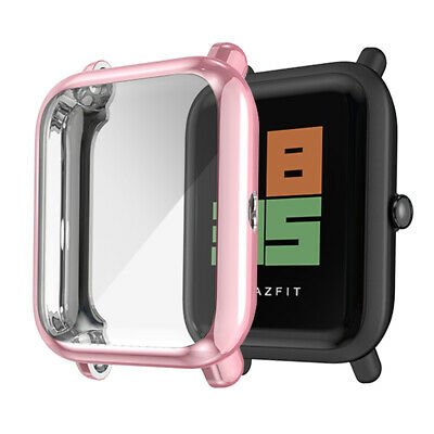 Thin TPU Case Cover Protector Shell For Xiaomi Huami Amazfit Bip Youth Watch