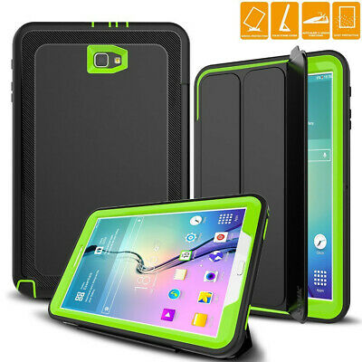 For Samsung Galaxy Tab A 10.1 SM-T580 T585 2016 Heavy Duty Protective Smart Case