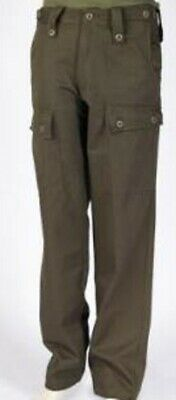 Rum Jungle Military Style Cargo Trouser