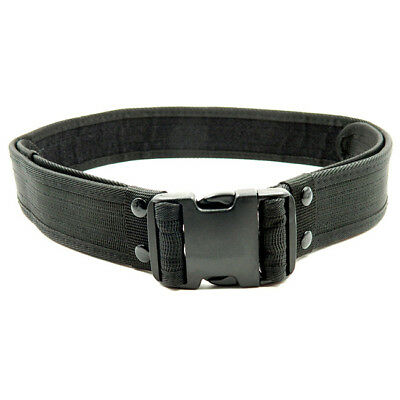 Size Black Weave Gould /& Goodrich G/&G K59-50FLW Lined Duty Belt