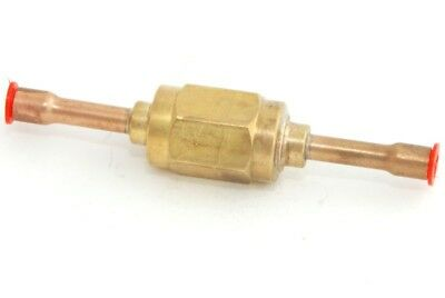 Check Valve CV-6 Soldering Air Conditioning Heat Pump Copper Return Valve