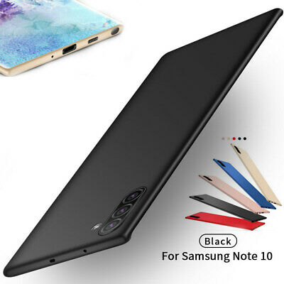 For Samsung Galaxy Note 10 Plus/Pro Slim Matte Frosted Hard Back Cover Skin Case