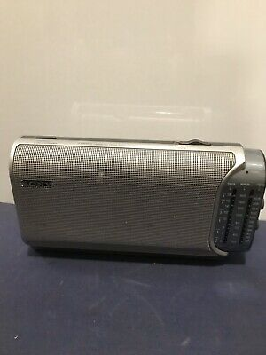 Sony 3 Band Radio Retro Model Icf-704s -FM/MW/SW