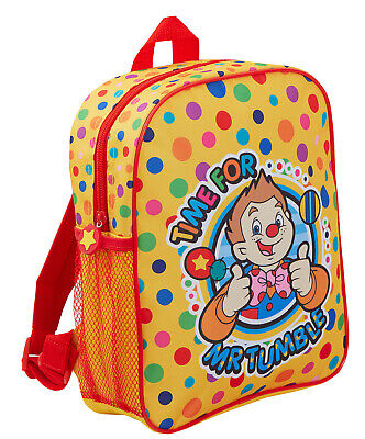 Hello Mr Tumble Spotty Kids Children Lunch Bag BBC CBeebies TV Show Official