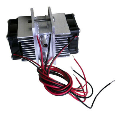 DC12V Thermoelectric Peltier Semiconductor Refrigeration Cooling System Kit