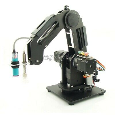 R290 3Axis Robot Arm Industrial Robotic Arm Load 500g Fit for Android Finished