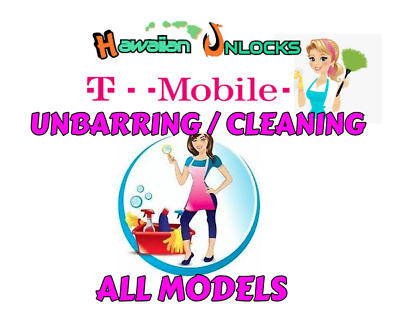 T-MOBILE USA IMEI Unbarring PREMIUM SERVICE *EIP SUPPORTED* 5-10 DAYS-OVERLOADED